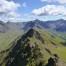 Views from atop Wolverine Peak